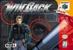 WinBack - Covert Operations (USA) Box Scan
